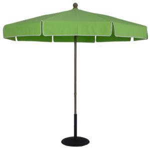 (EC75FPOP-STD) 7.5 ft. Aluminum Standard Pop-Up No Tilt Umbrella